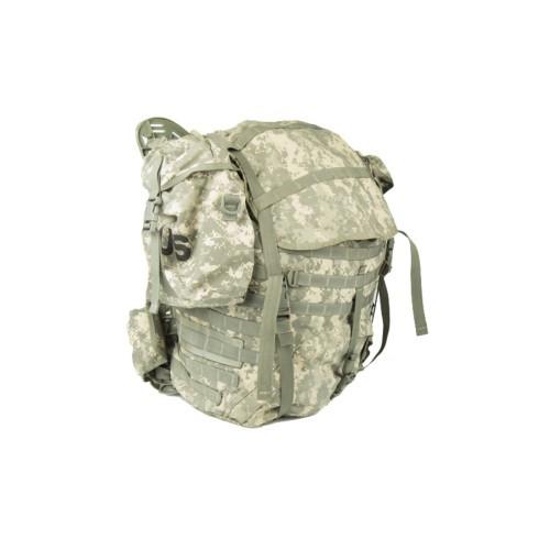 """Рюкзак военный """"USMC MOLLE II Large Rucksack"""" (80 литров), б/у, [1129] Камуфляж AT-DIGITAL"""