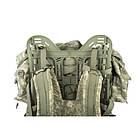 """Рюкзак военный """"USMC MOLLE II Large Rucksack"""" (80 литров), б/у, [1129] Камуфляж AT-DIGITAL, фото 5"""