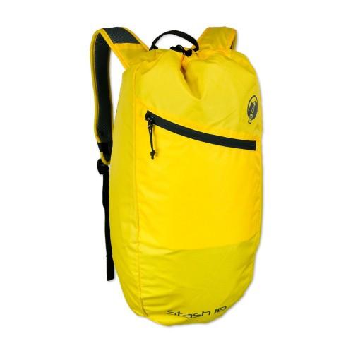"""Рюкзак туристический """"Klymit Stash 18 - Yellow"""", [1360] Желтый"""