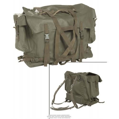 Рюкзак швейцарский прорезиненный М90 (складское хранение), [182] Olive