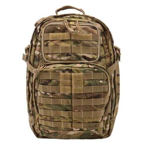 "Рюкзак тактический ""5.11 Tactical MultiCam RUSH 24 Backpack"", [169] Multicam"
