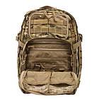 """Рюкзак тактический """"5.11 Tactical MultiCam RUSH 24 Backpack"""", [169] Multicam, фото 4"""