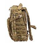 """Рюкзак тактический """"5.11 Tactical MultiCam RUSH 24 Backpack"""", [169] Multicam, фото 5"""