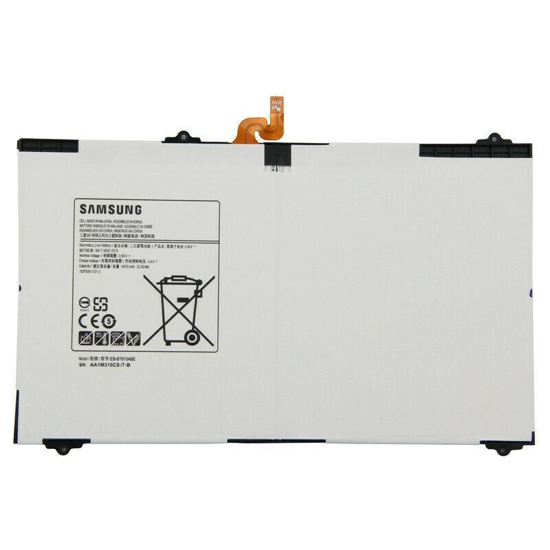 Аккумулятор (Батарея) для Samsung T815 EB-BT810ABE (5870 mAh)