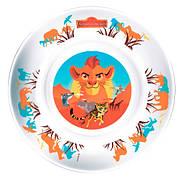 """Тарелка детская ОСЗ Disney """"Хранитель лев"""" 19.6 см Прозрачная (031207)"""