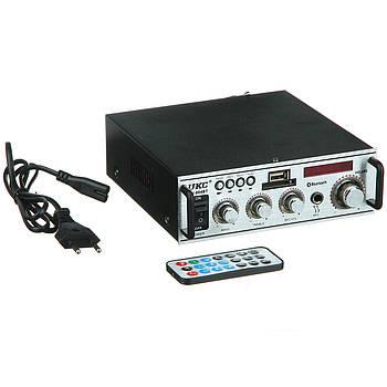 Усилитель звука UKC (AMP 004 BT)