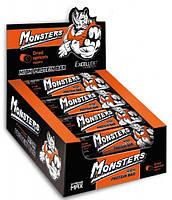 Батончик протеїновий з курагою Monsters 80 гр 20 шт/уп 200 шт/ящ
