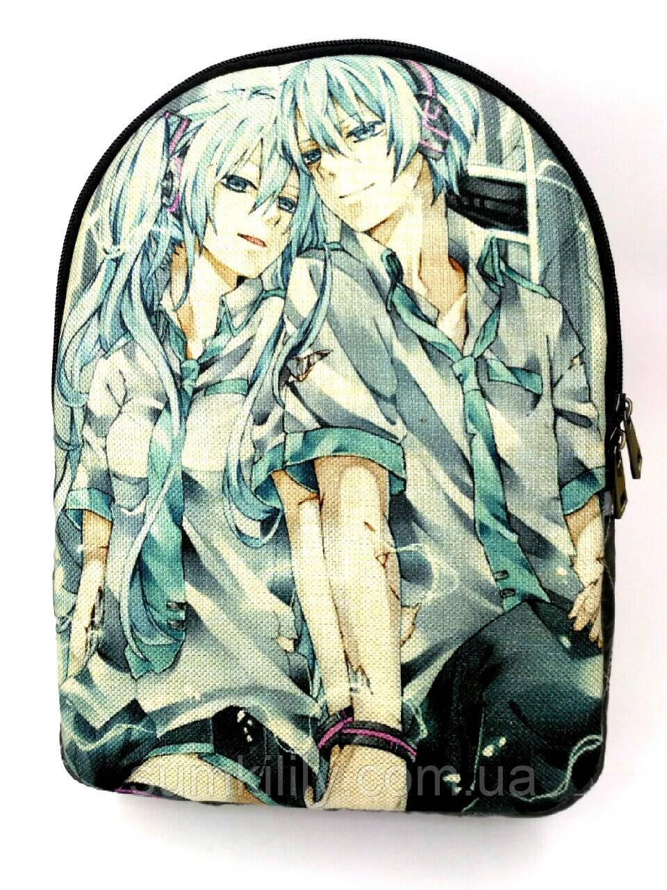 Текстильный рюкзак АНИМЕ