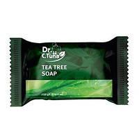 Натуральное мыло для жирной кожи антибактериальное с маслом чайного дерева Dr.Tuna Farmasi