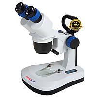 Мікроскоп стереоскопічний MICROmed SM-6420 10x-30x