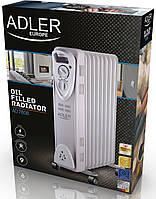 Adler AD 7808 Обогреватель масляный 2000 Вт