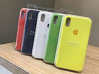 Чехол Apple Silicone Case original Iphone Xr