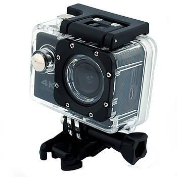 Экшн камера с пультом Dvr Sport S3R remote Wi Fi waterprof 4K