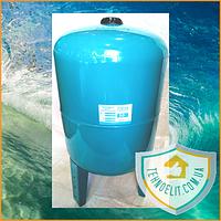 Гидроаккумулятор вертикальный 50 л Aquatica (779123). Гидроаккумулятор для водоснабжения.