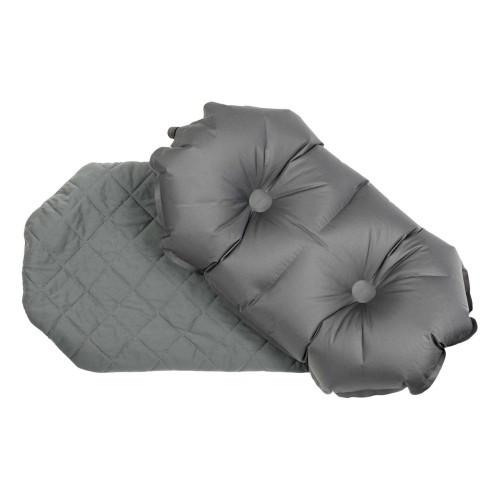 "Подушка надувная ""Klymit Luxe Pillow"", [029] Grey"