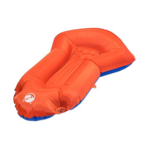 """Лодка надувная компактная (походная) """"Klymit LiteWater Dinghy"""", [461] Orange"""
