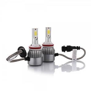 Світлодіодні лампи Led C6 9005 (в туманки), фото 2