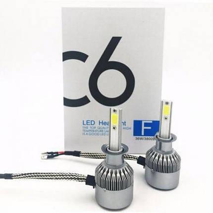 Светодиодные лампы Led C6 H1, фото 2