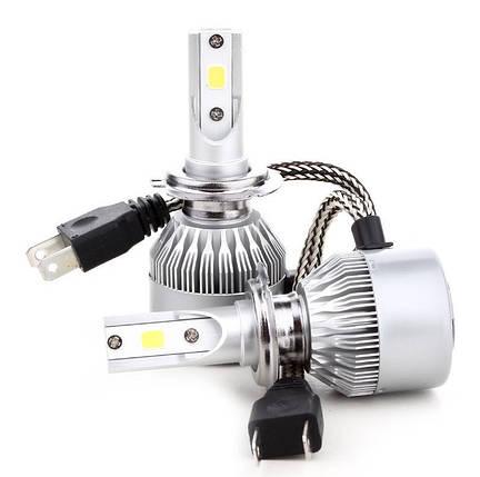 Светодиодные лампы Led C6 H7, фото 2