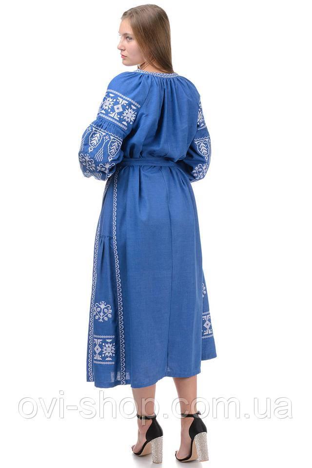 красивое платье вішиванка