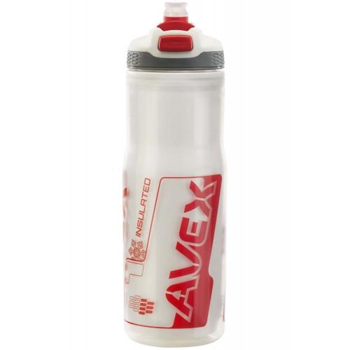 "Термобутылка для воды (фляга) ""AVEX Pecos AUTOSPOUT® Straw Insulated Water Bottle"" (650 ml), [1286] Red"