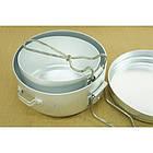 Набор посуды армейский Чехия, б/у (3 предмета) оригинальный , [999] Multi, фото 2