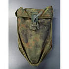 Лопата NATO 3х складная с чехлом б/у, [182] Olive, фото 8