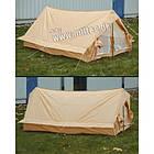 Палатка французская двухместная (оригинал) б/у, [055] Khaki, фото 2