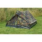 Палатка двухместная Mini Pack Super, [1215] Немецкий камуфляж, фото 2