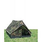 Палатка двухместная Mini Pack Super, [1215] Немецкий камуфляж, фото 3