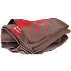 Одеяло швейцарское шерстяное (200x140 см), оригинал, [108] Brown, фото 2