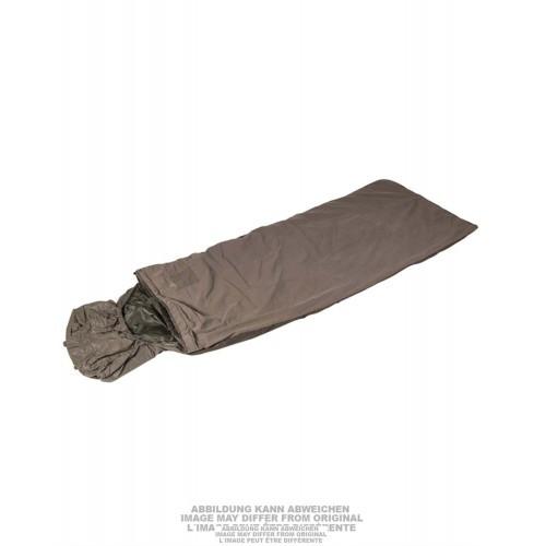 """Спальный мешок французский военный """"FRENCH OD F1 SLEEPING BAG"""" б/у, [182] Olive"""