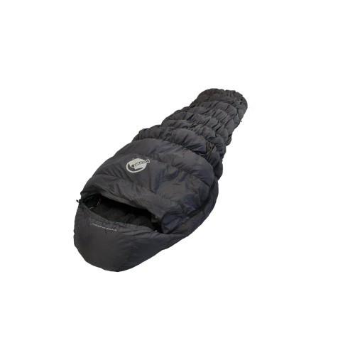 "Спальный мешок ""Klymit KSB 20 Synthetic Sleeping Bag"", [019] Black"
