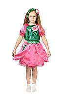 Карнавальный  детский костюм розы, фото 1