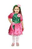 Дитячий карнавальний костюм троянди, фото 3