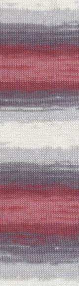 Пряжа Ализе Дива Батик Alize Diva Batik Design, цвет №5740