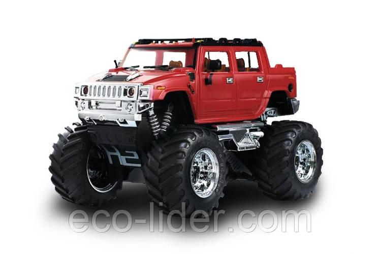 Машинка на радіоуправлінні джип 1:43 Great Wall Toys Hummer (червоний)