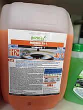 Антифриз Dannev Antifreeze Oransje 12+ -40С 10 кг