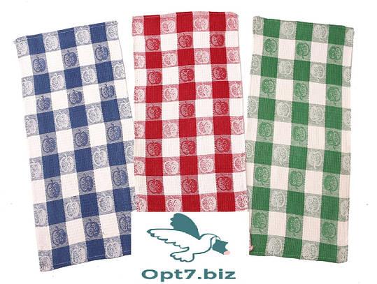 Полотенце кухонное льняное 30*70 см (от 24 шт), фото 2