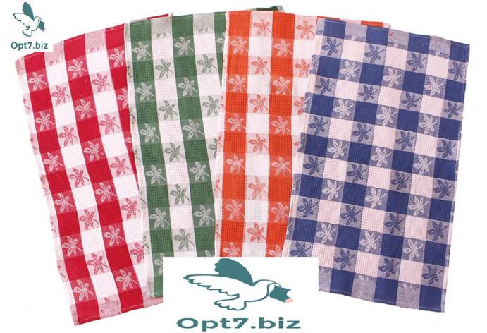 Полотенце кухонное льняное 35*60 см (от 12 шт), фото 2