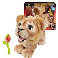 Симба Король Лев  англ .  Simba FurReal Friends Hasbro The Lion King