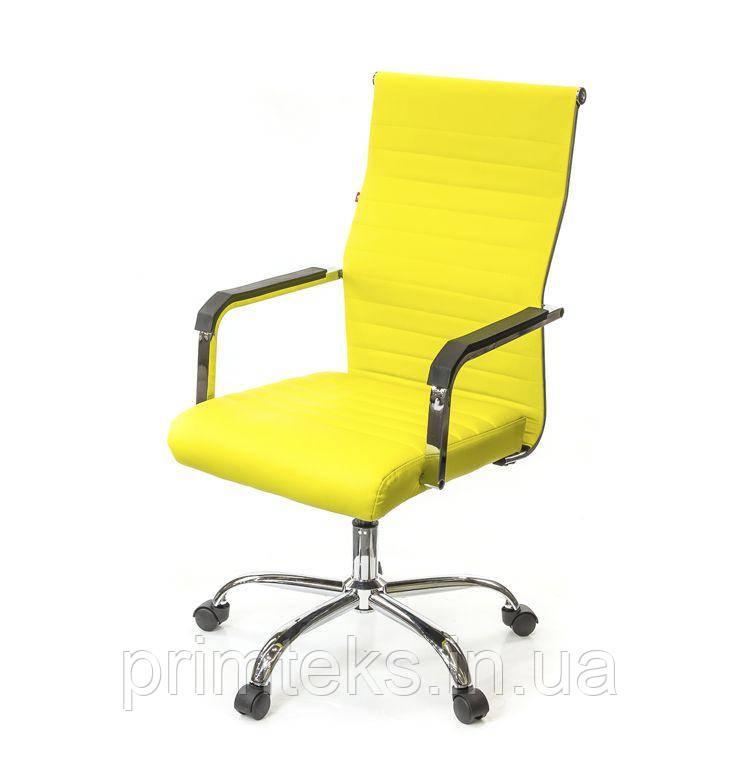 Кресло Кап FX (Оскар) СН TILT жёлтый