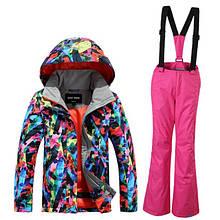 Дитячий гірськолижний одяг