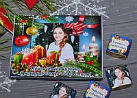 Новогодние конфеты с Вашим фото, фото 1