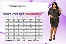 Нарядный женский  костюм 48-62 размер №7916, фото 2
