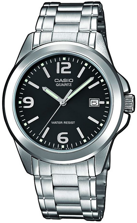 Годинник чоловічий CASIO MTP-1259PD-1AEF