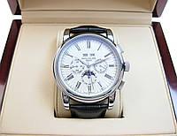 Часы Patek Philippe Grand Complications Rome 45mm Silver/White. Replica: ААА., фото 1