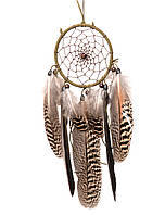 """Ловец снов """"Индеец"""",диаметр 12см"""