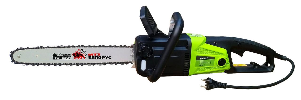 Цепная электропила Белорус ПЦ-3200