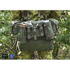 """Индивидуальный полевой бивачный боевой набор M.U.B.S.""""SSS"""" (Shelter/Stretcher/Seat), [1173] Coyote Brown/Camo Green, фото 10"""